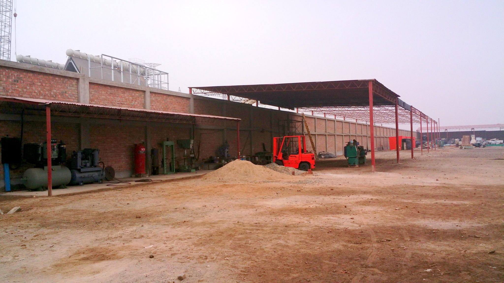 TERRENO INDUSTRIAL EN VENTA - CHILCA